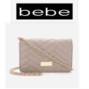 Bebe Women's Chestnut Sophia Crossbody Bag